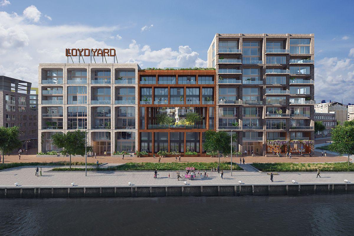 Lloyd Yard