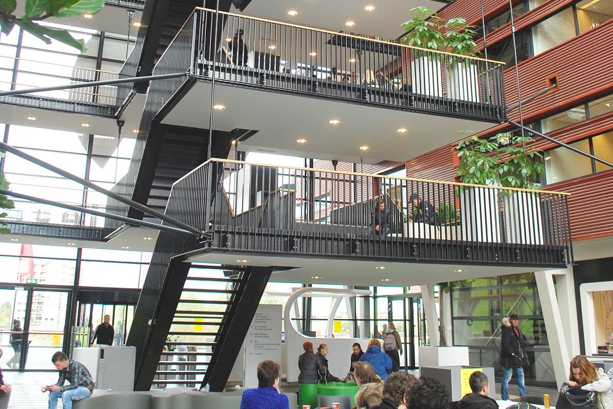 Trappenhuis IKTC