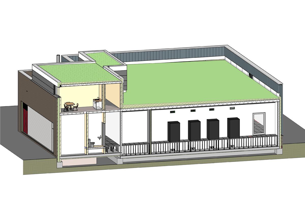 Datacentrum Ziggo