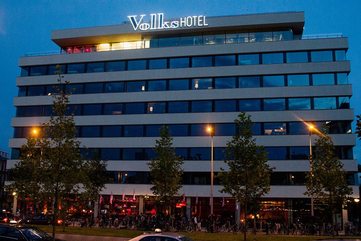 Volkshotel (Volkskrantgebouw)
