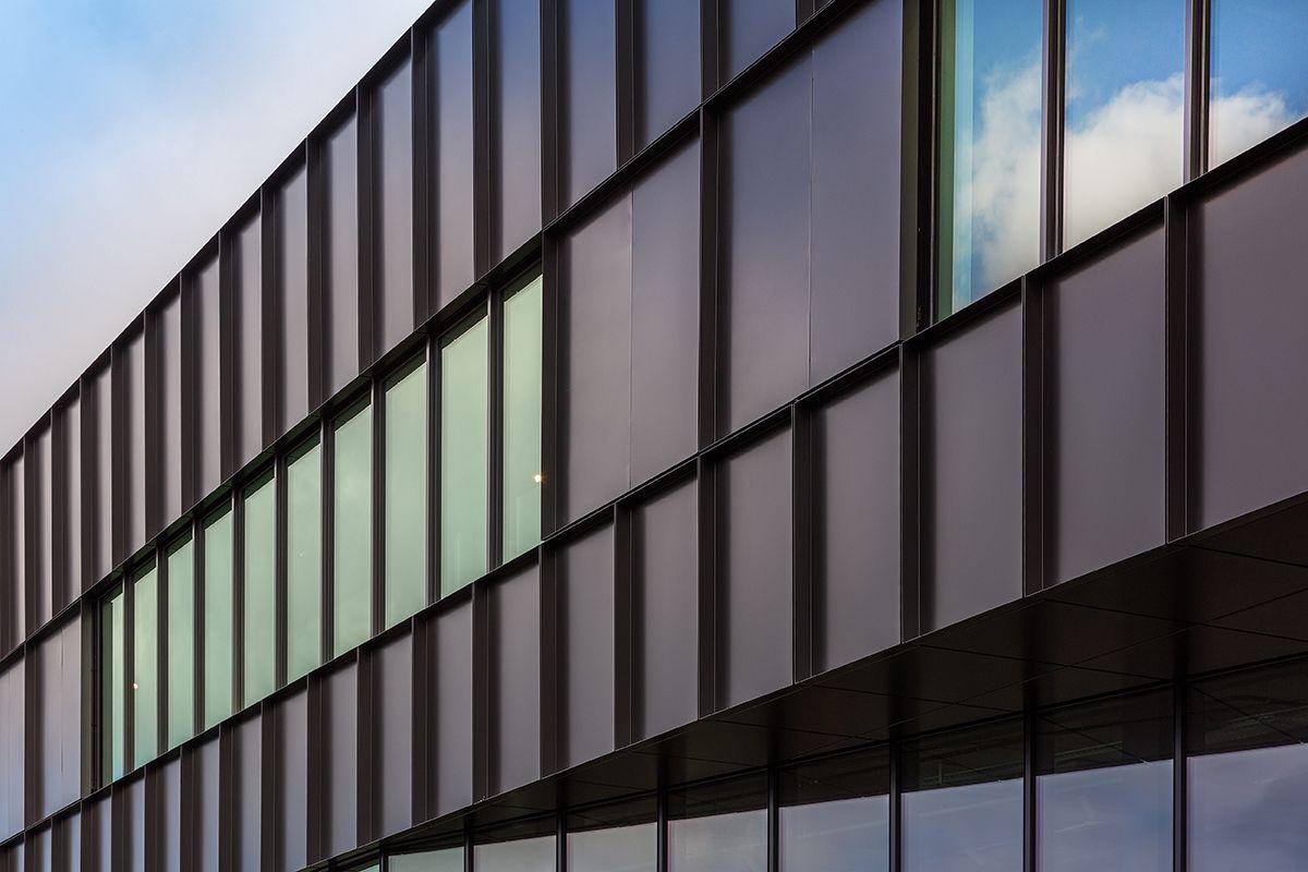 Dura Vermeer Inspiration Center (DVIC), De Verbinding