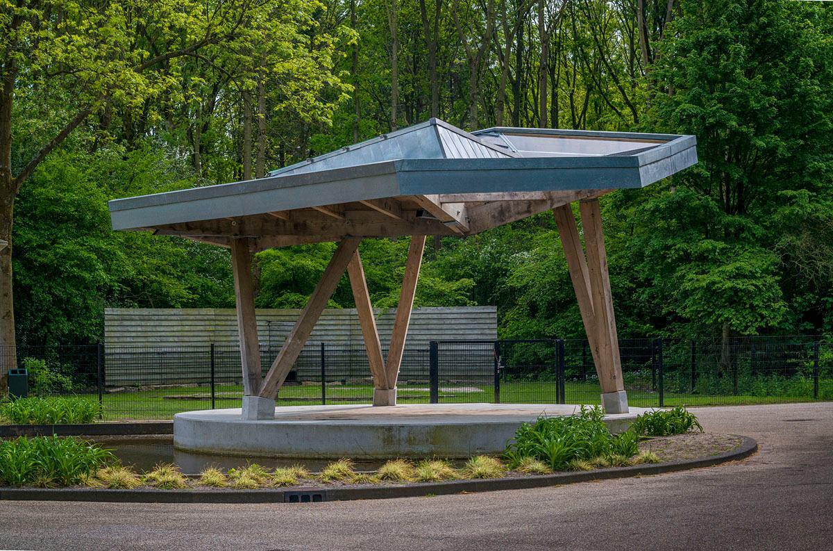Stadshoutpaviljoen Amstelpark