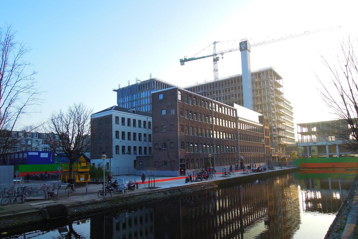 CREA Amsterdam/Diamantslijperij