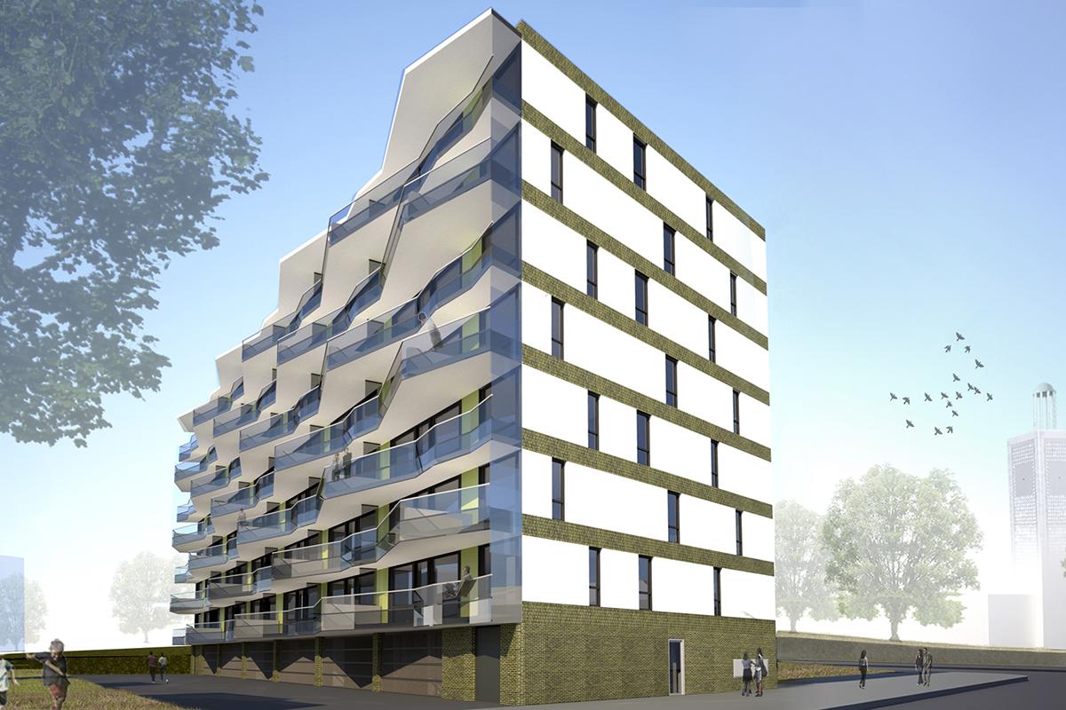 Nieuw Leyden blok 7