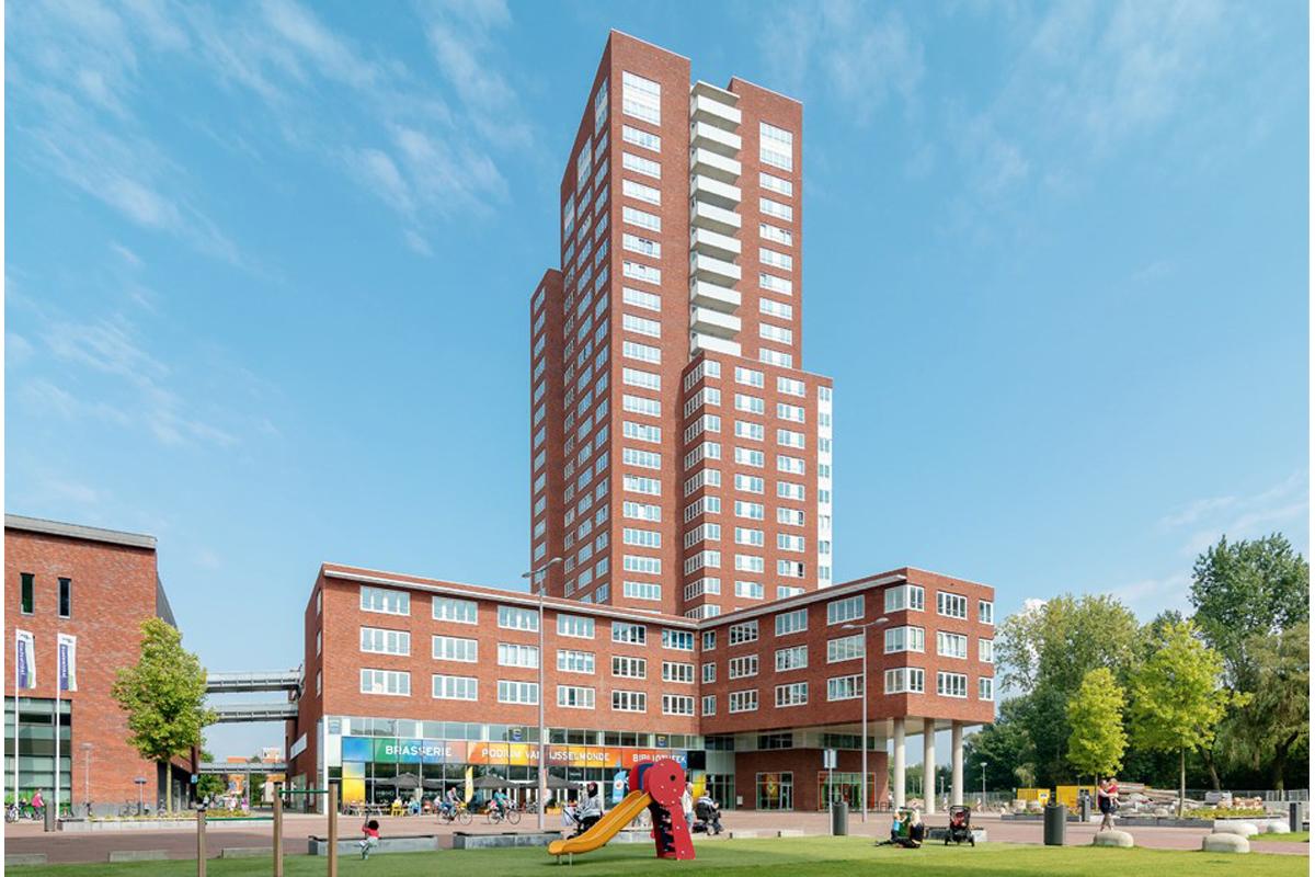 Centrumplan IJsselmonde fase 1