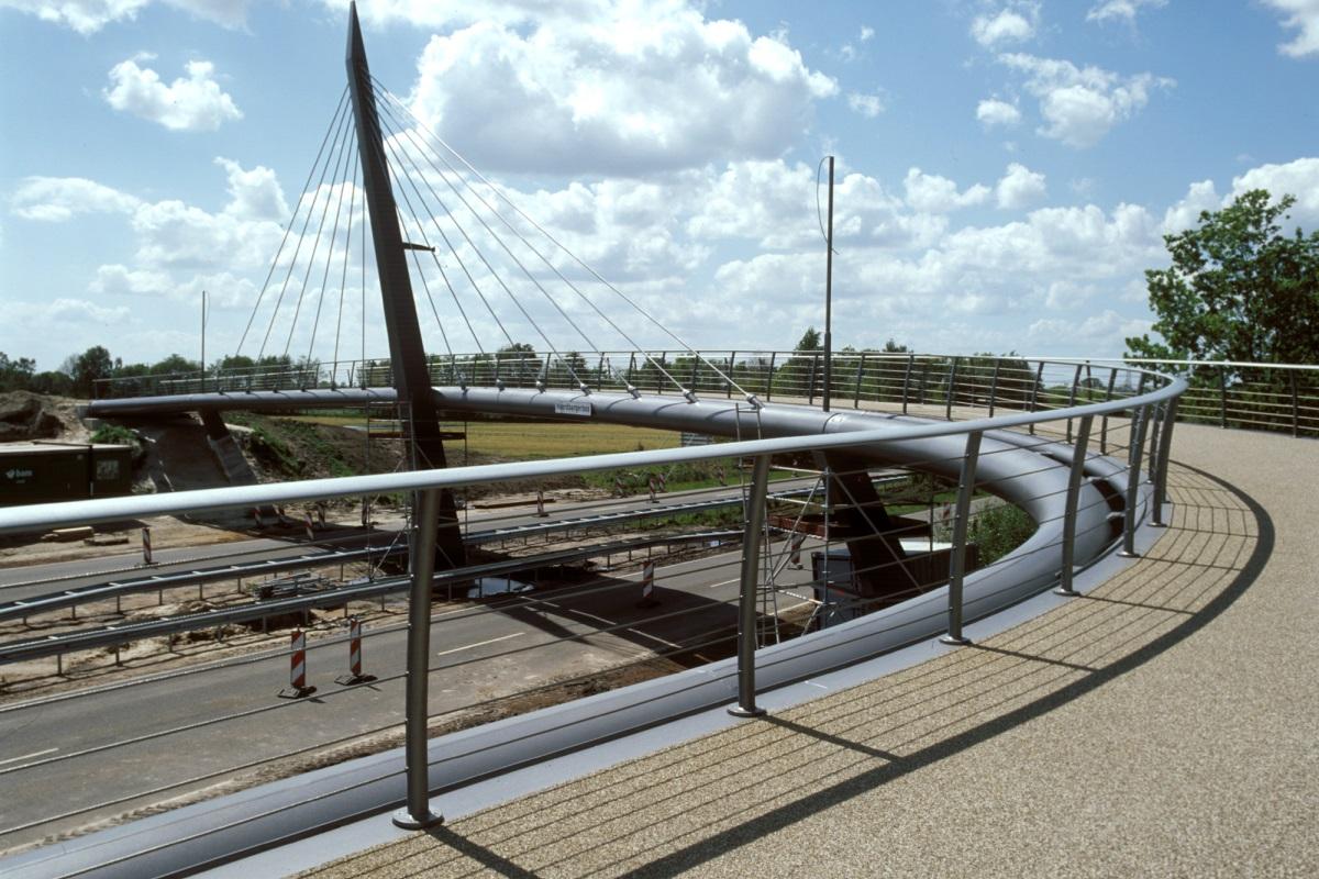 Fietsbruggen Delftlanden