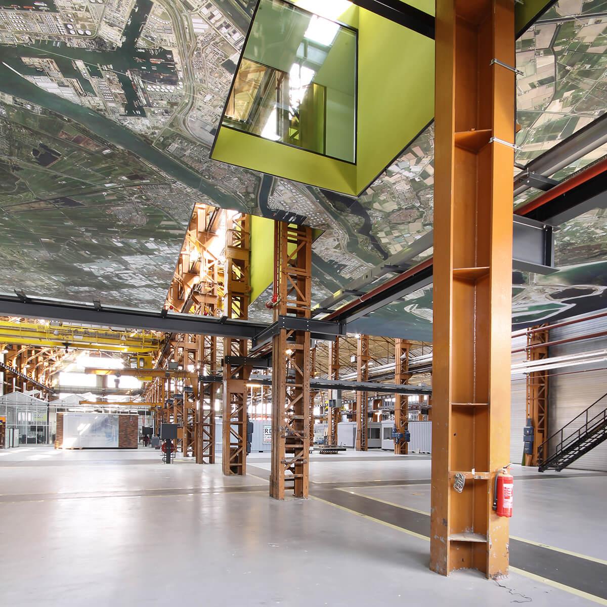 RDM Campus / Innovation Dock