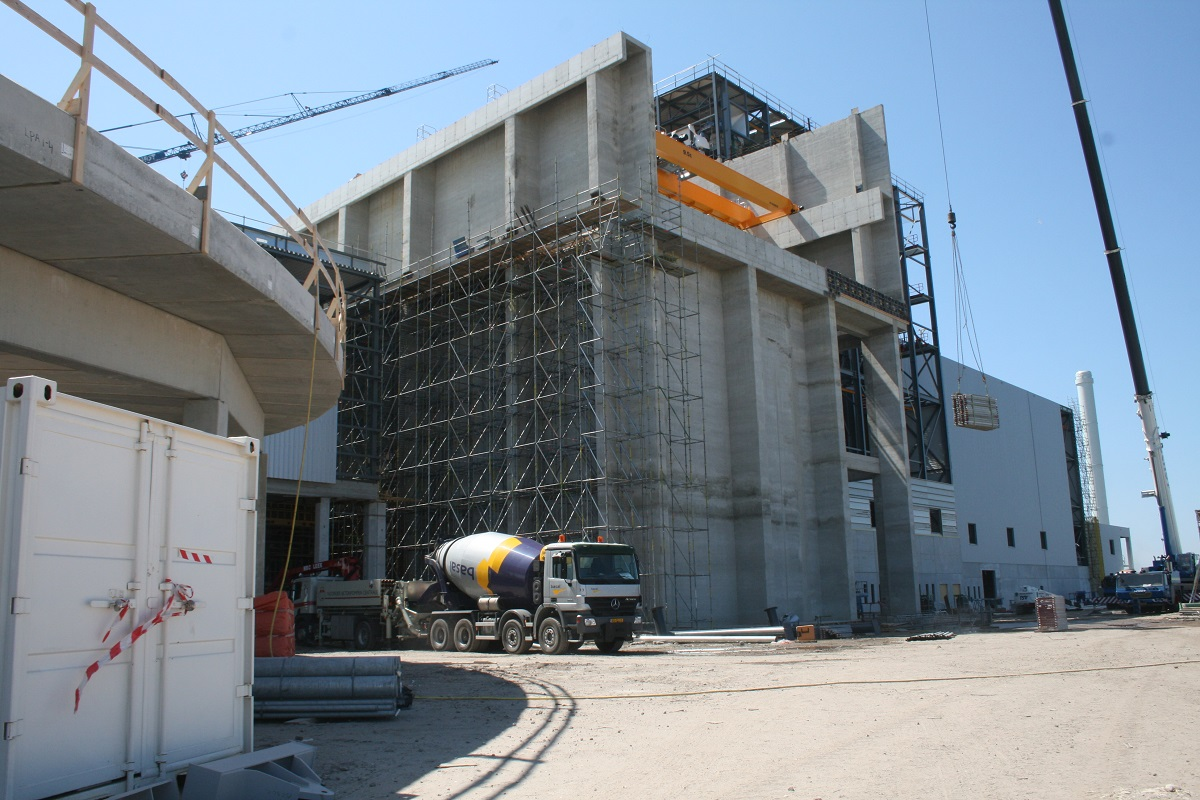 Reststoffen Energie Centrale