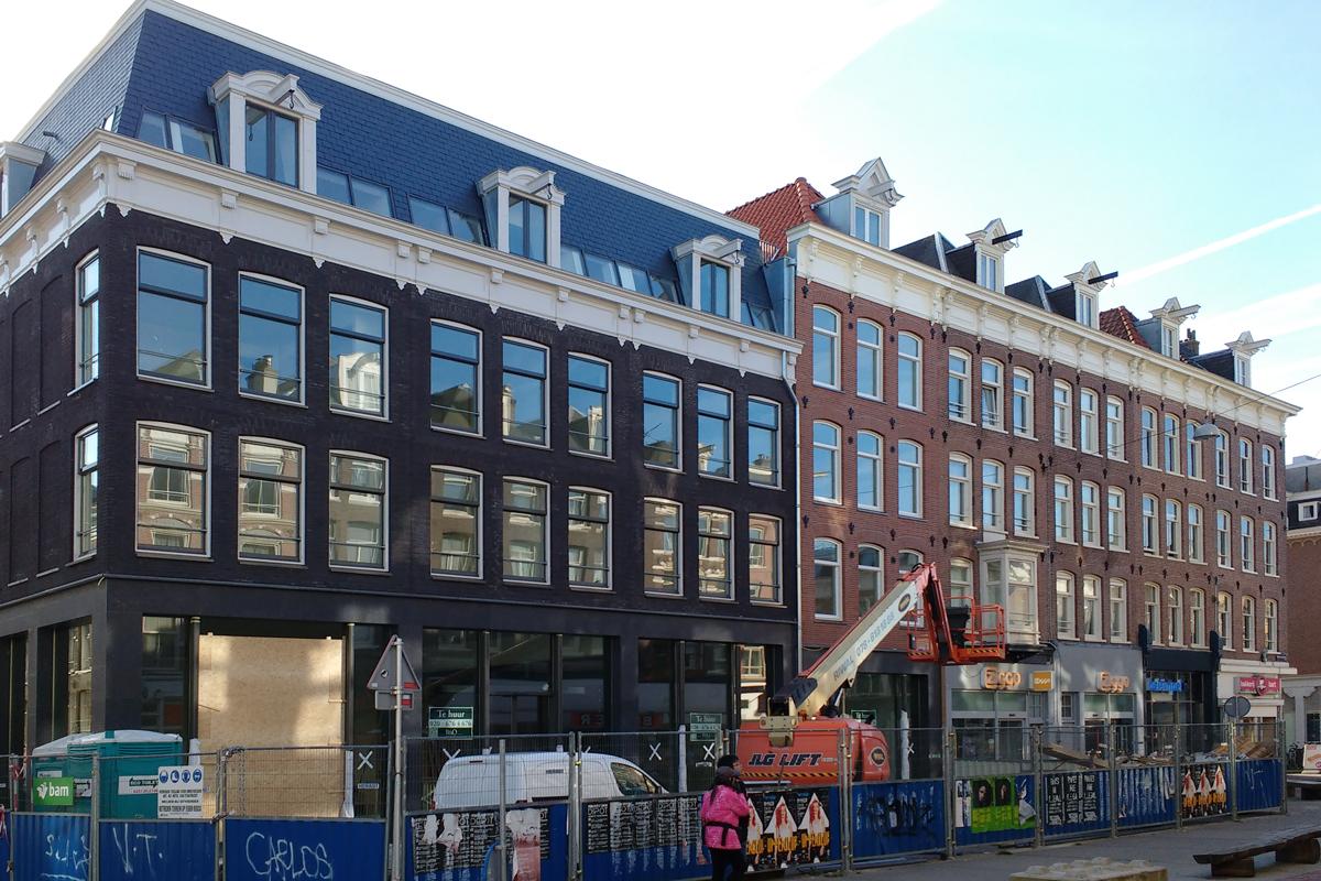 Ferdinand Bolstraat 71-73-75-77