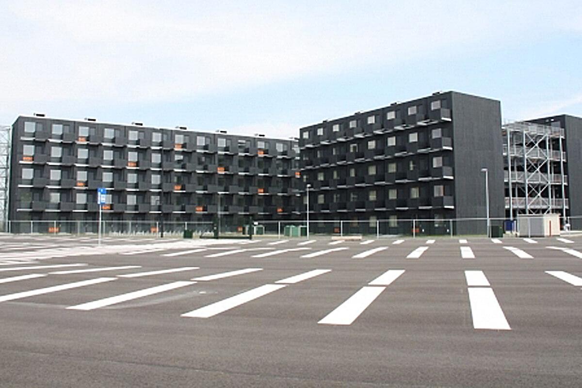 Studentenhuisvesting Zuiderzee
