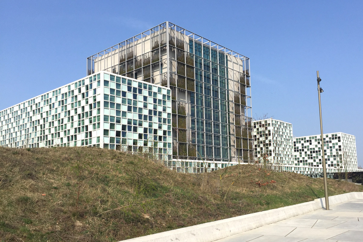 ICC (International Criminal Court)