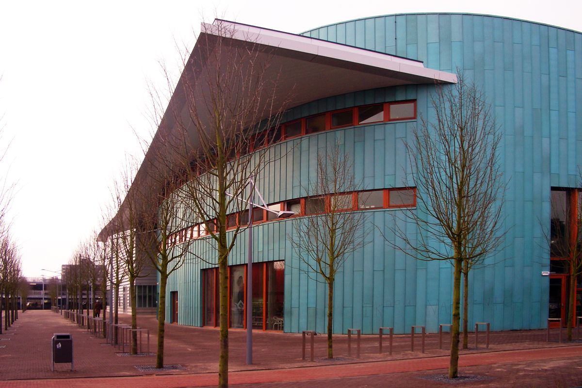 Cultuurgebouw Haarlemmermeer
