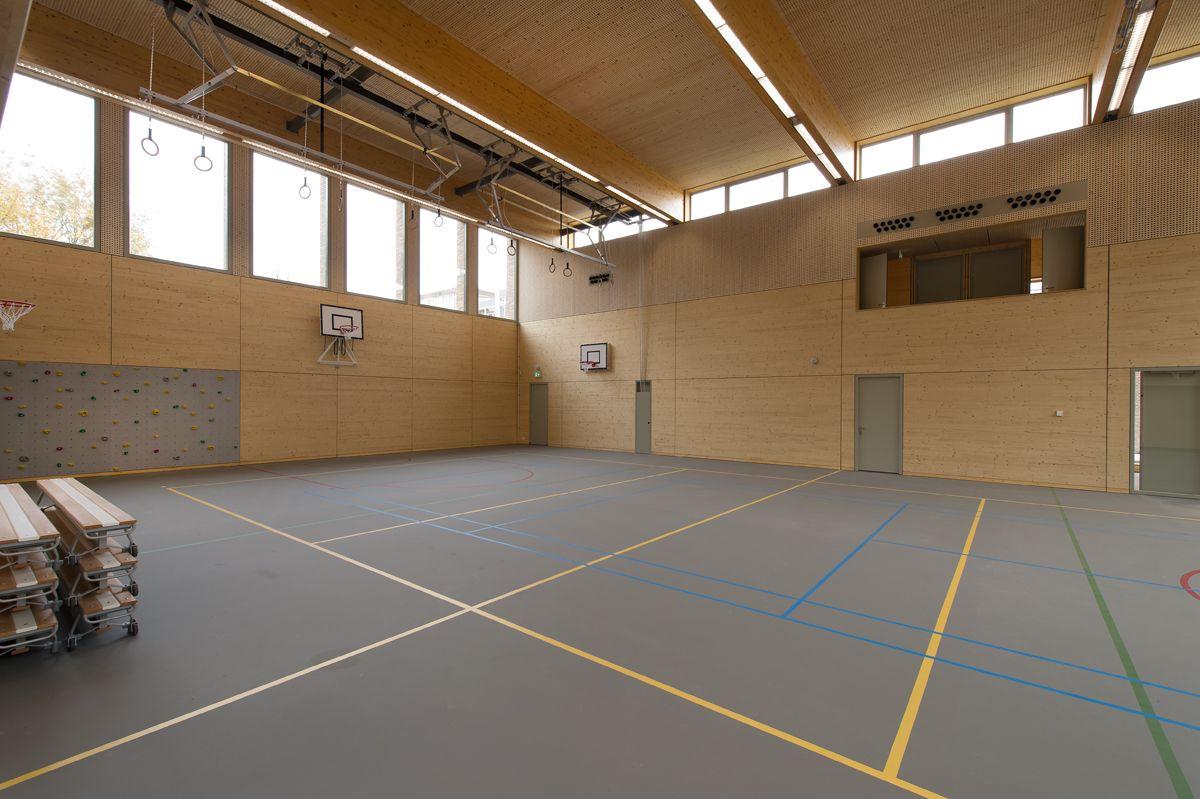 Gymzaal Adamshofstraat
