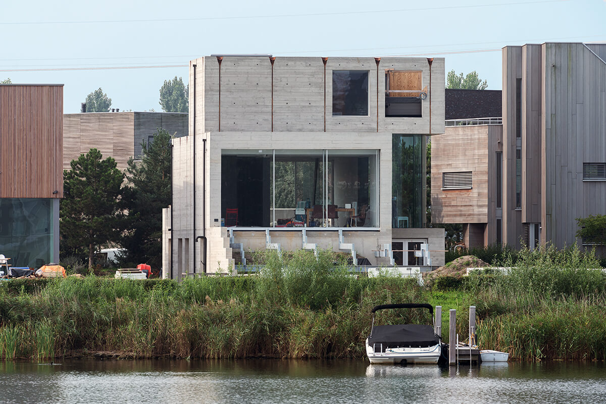 Villa Kavel 6 Amsterdam