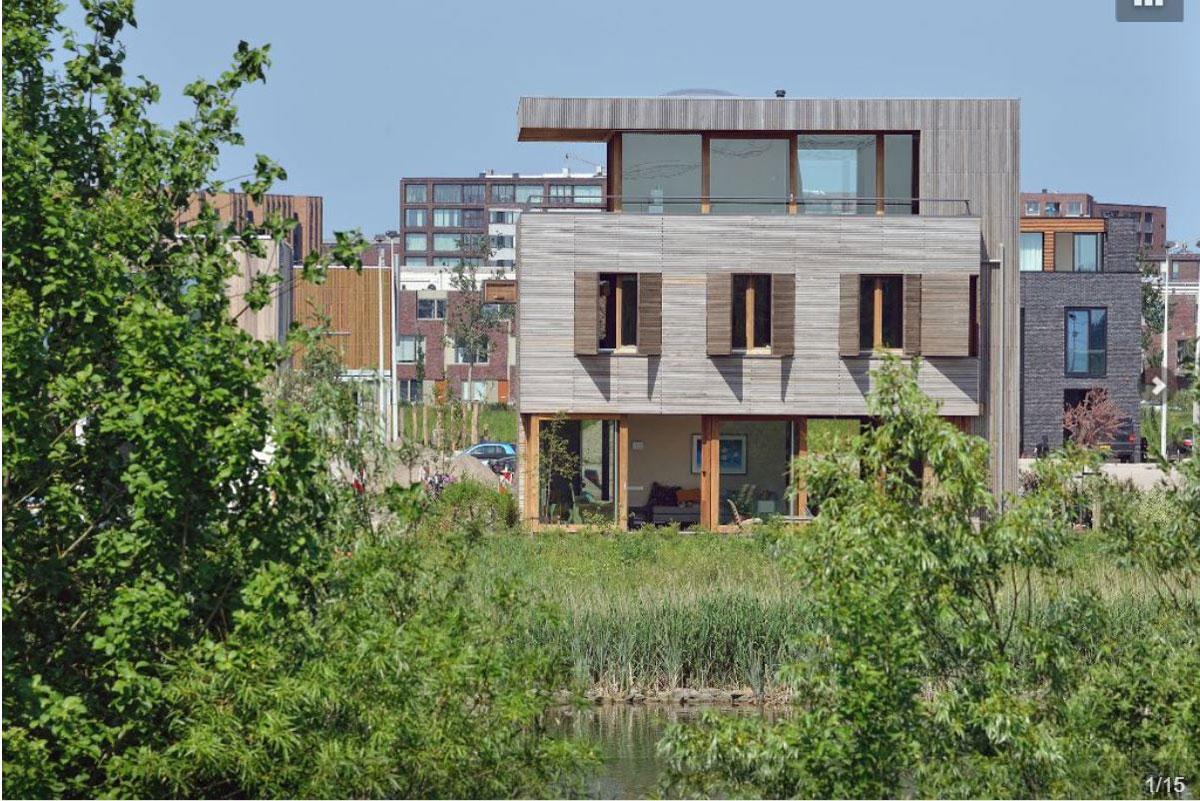Villa Rieteiland-Oost