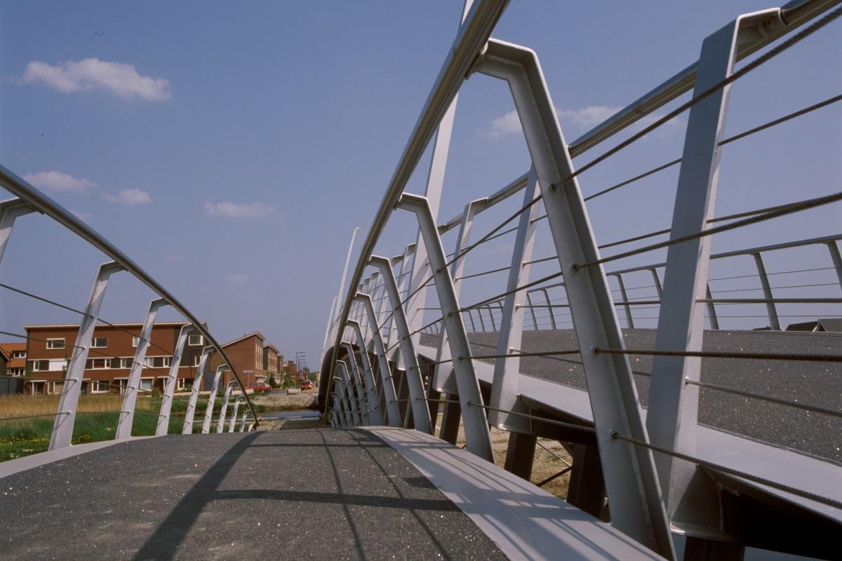 Bruggen Stroompark Nesselande