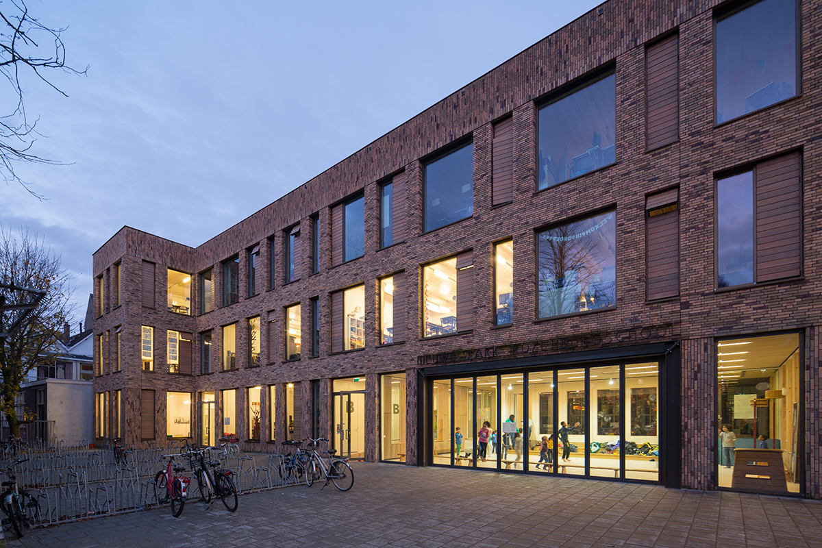 Nieuwe Park Rozenburgschool