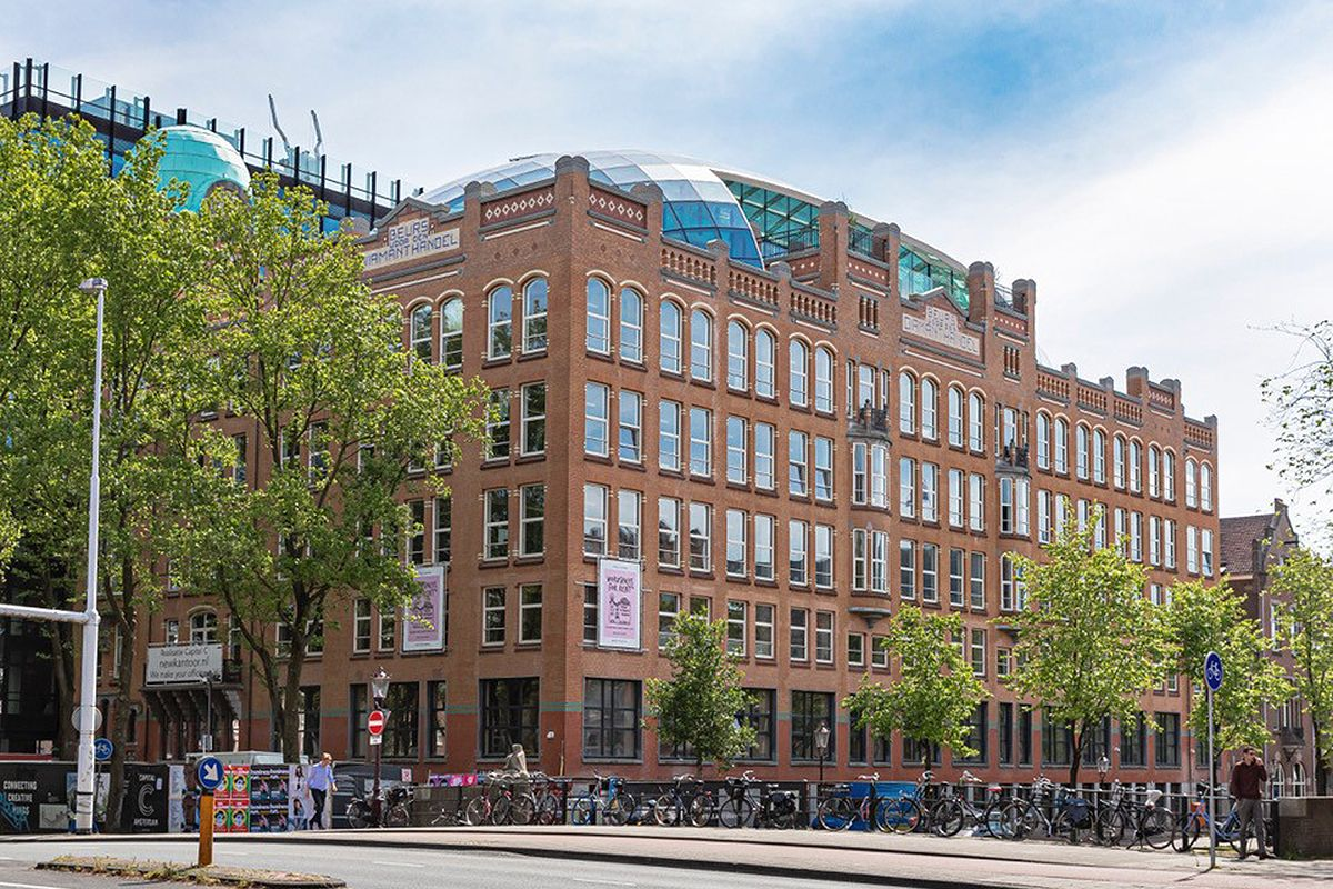 Capital C, Amsterdam