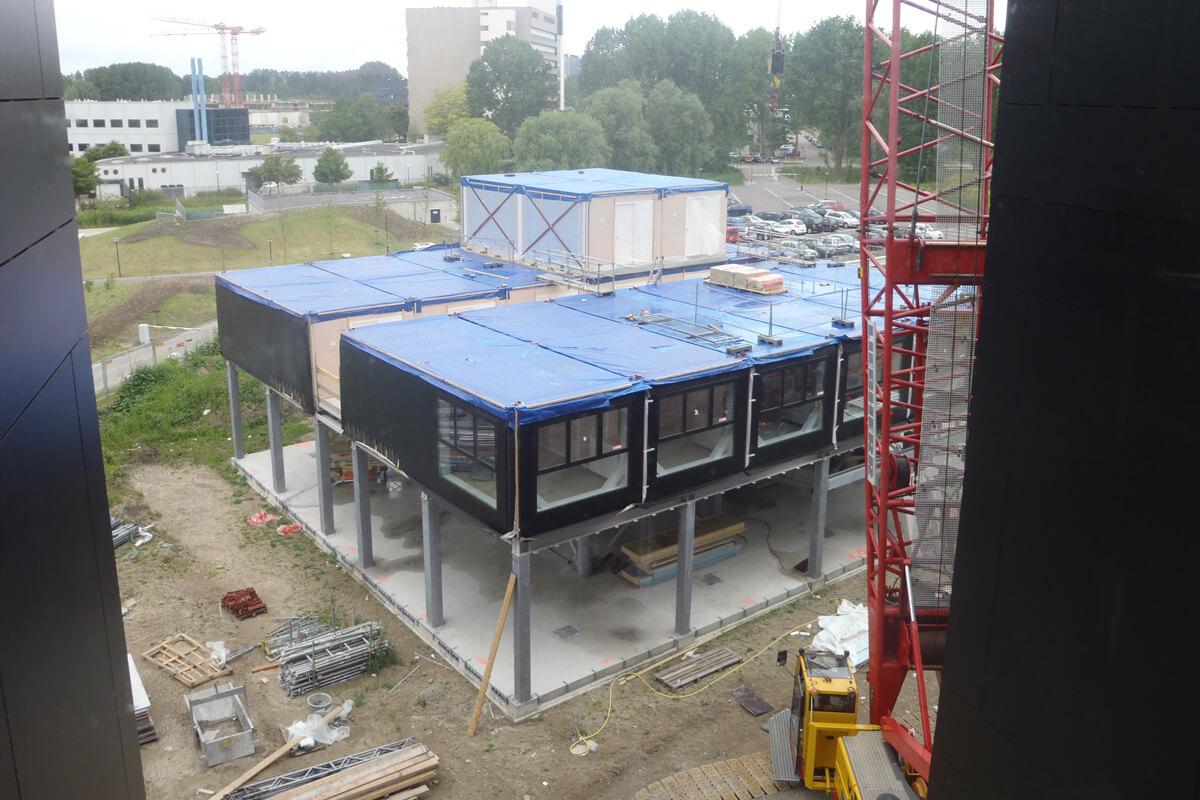 Studentenhuisvesting Leiden