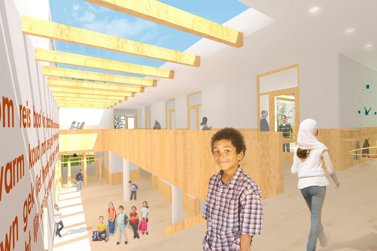 Brede School Moerwijk