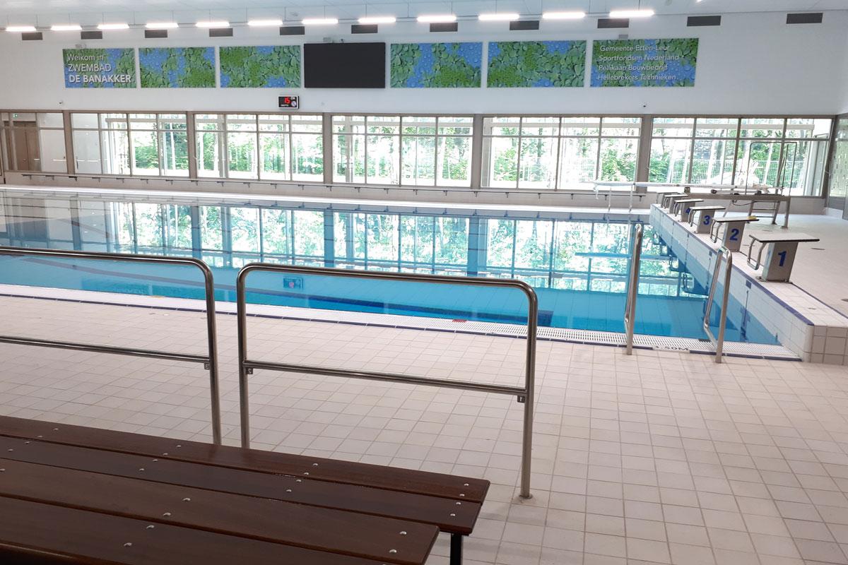 Zwembad de Banakker