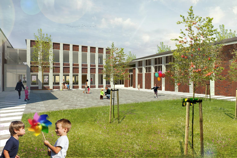 Louis Bouwmeesterschool / Slootermeerschool