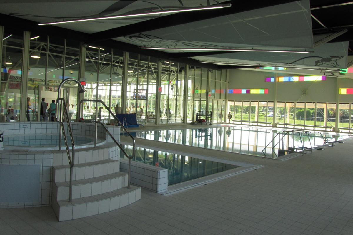 Zwembad BinnenZee