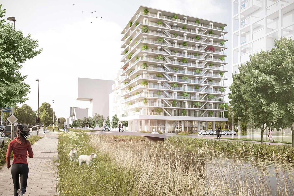 Haarlemmerweg / Westerpark West