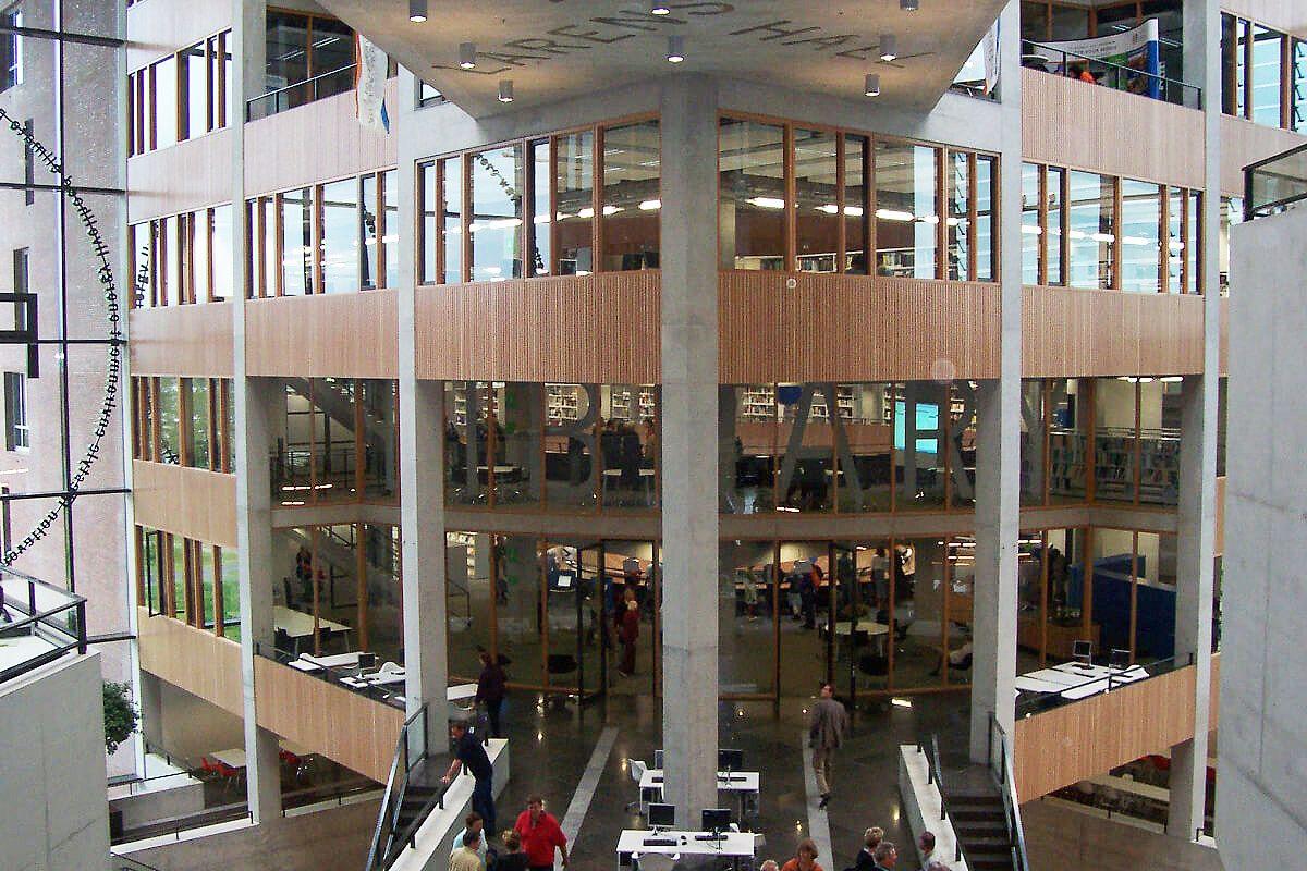 Forumgebouw WUR