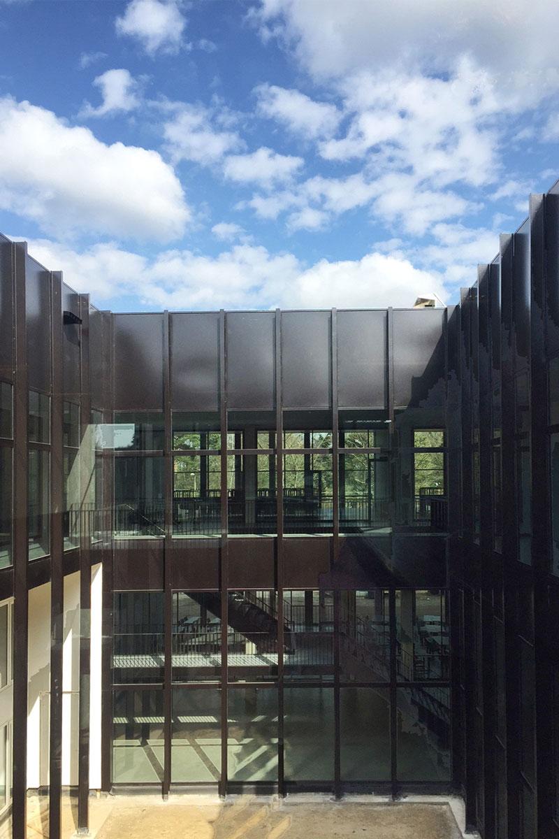 The CUBE, OZC Tilburg University