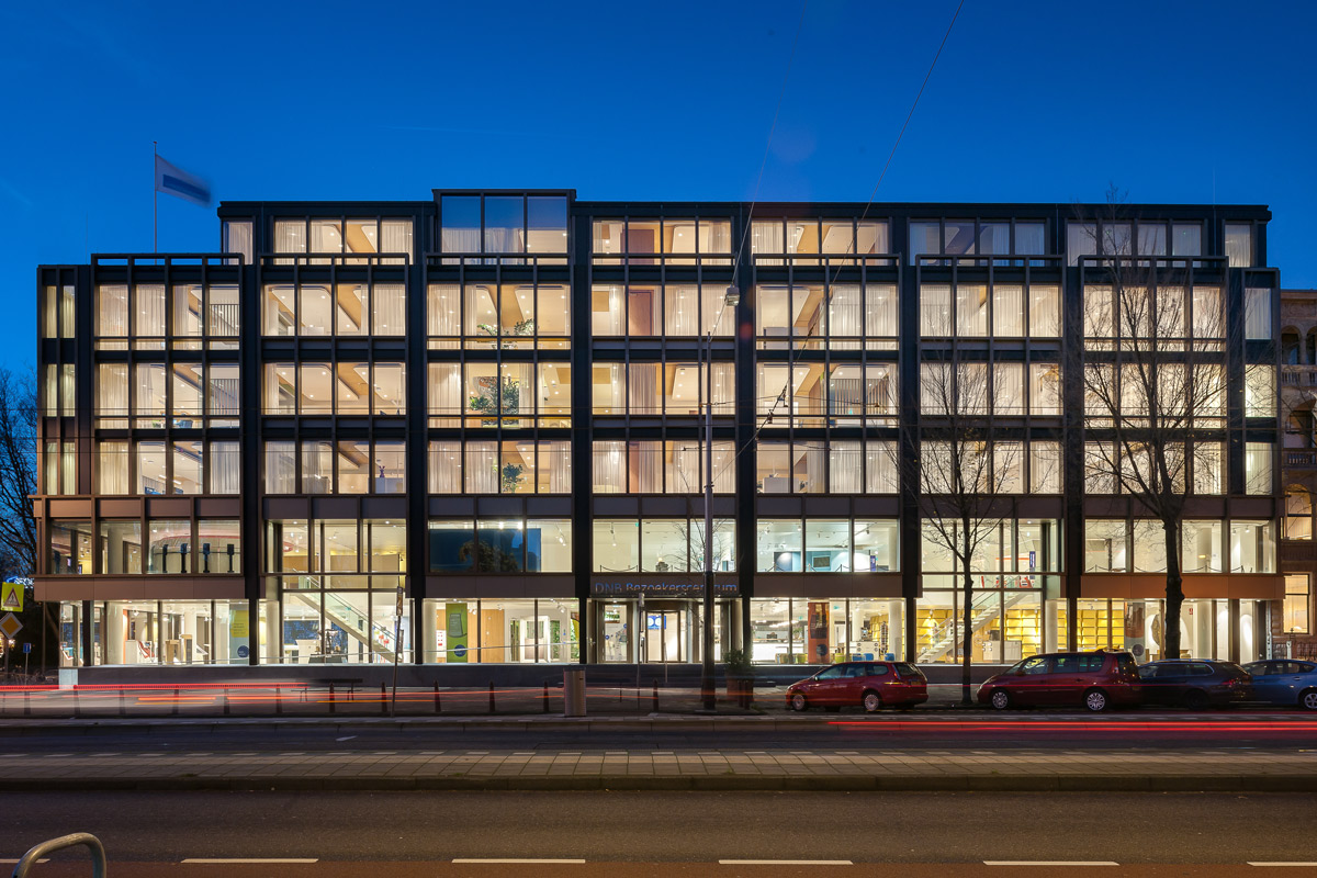Facilitaire dienst Nederlandsche Bank