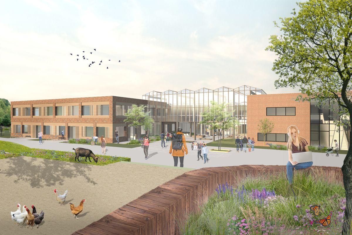 Wellant college, Dordrecht