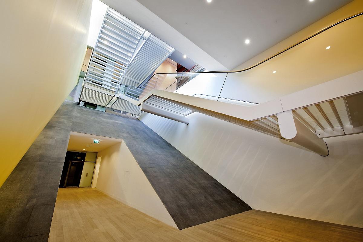 Centrale trap Stedelijk Museum