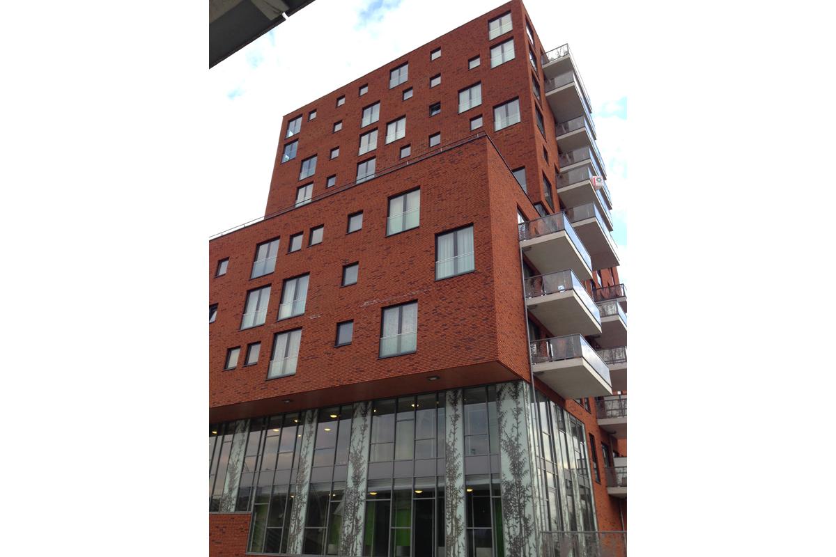 Appartementen Kanaleneiland
