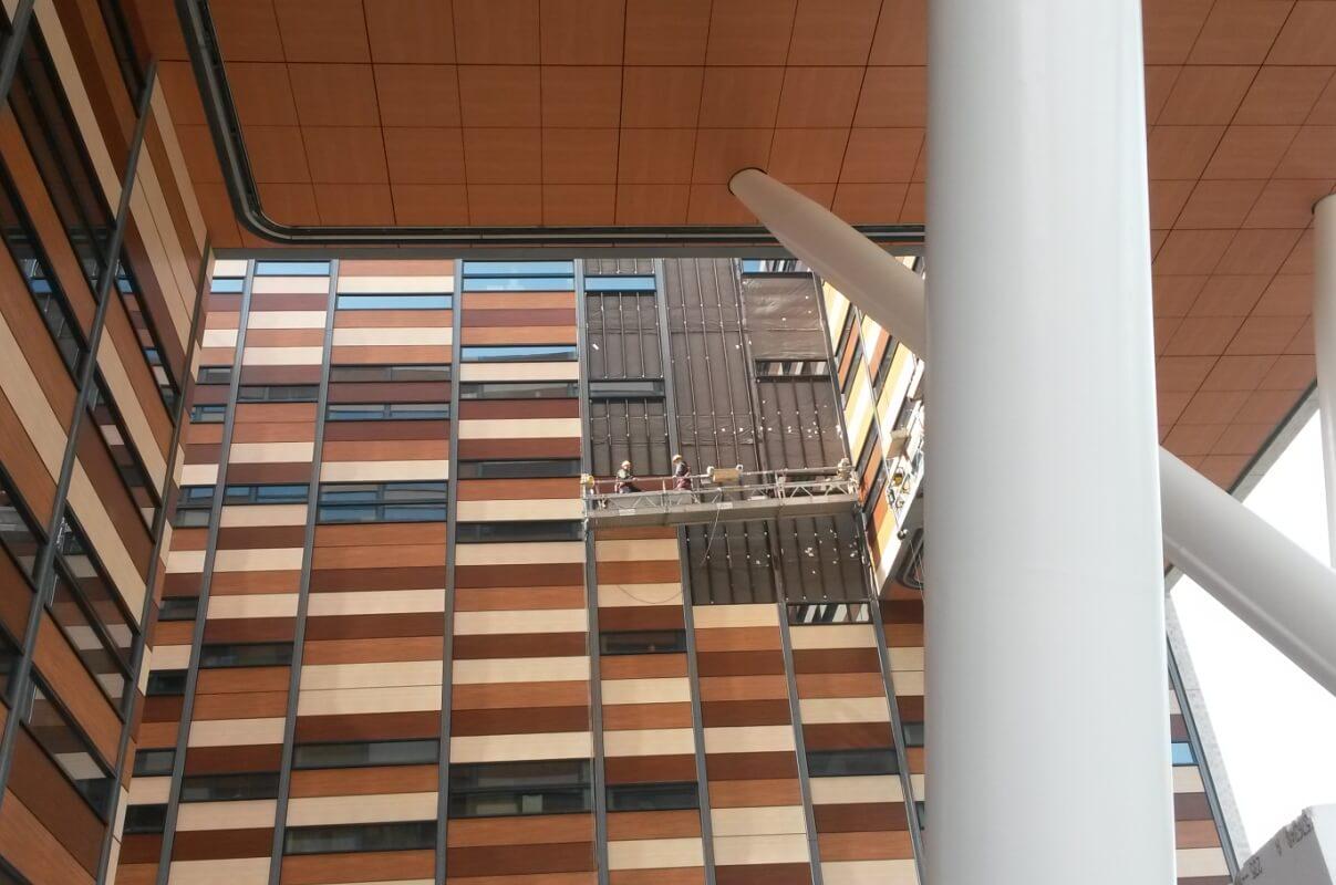 O|2 gebouw VU Amsterdam