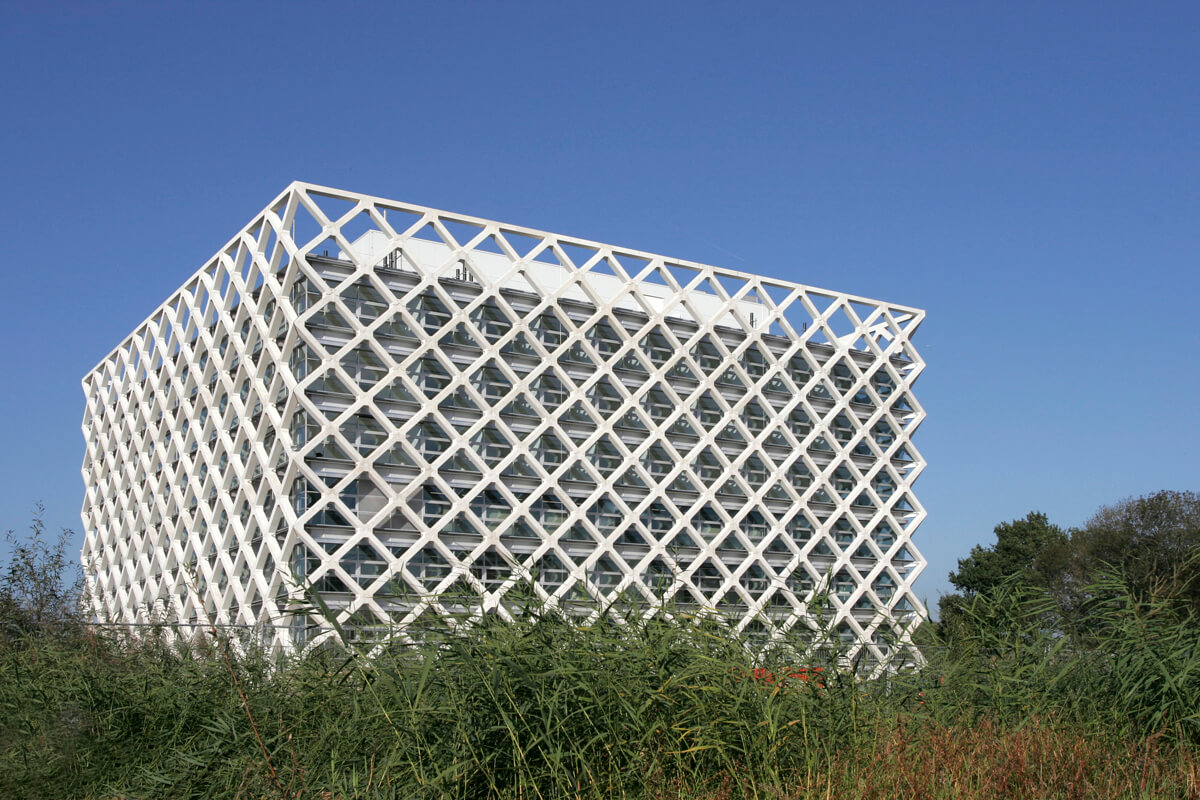 Atlasgebouw WUR