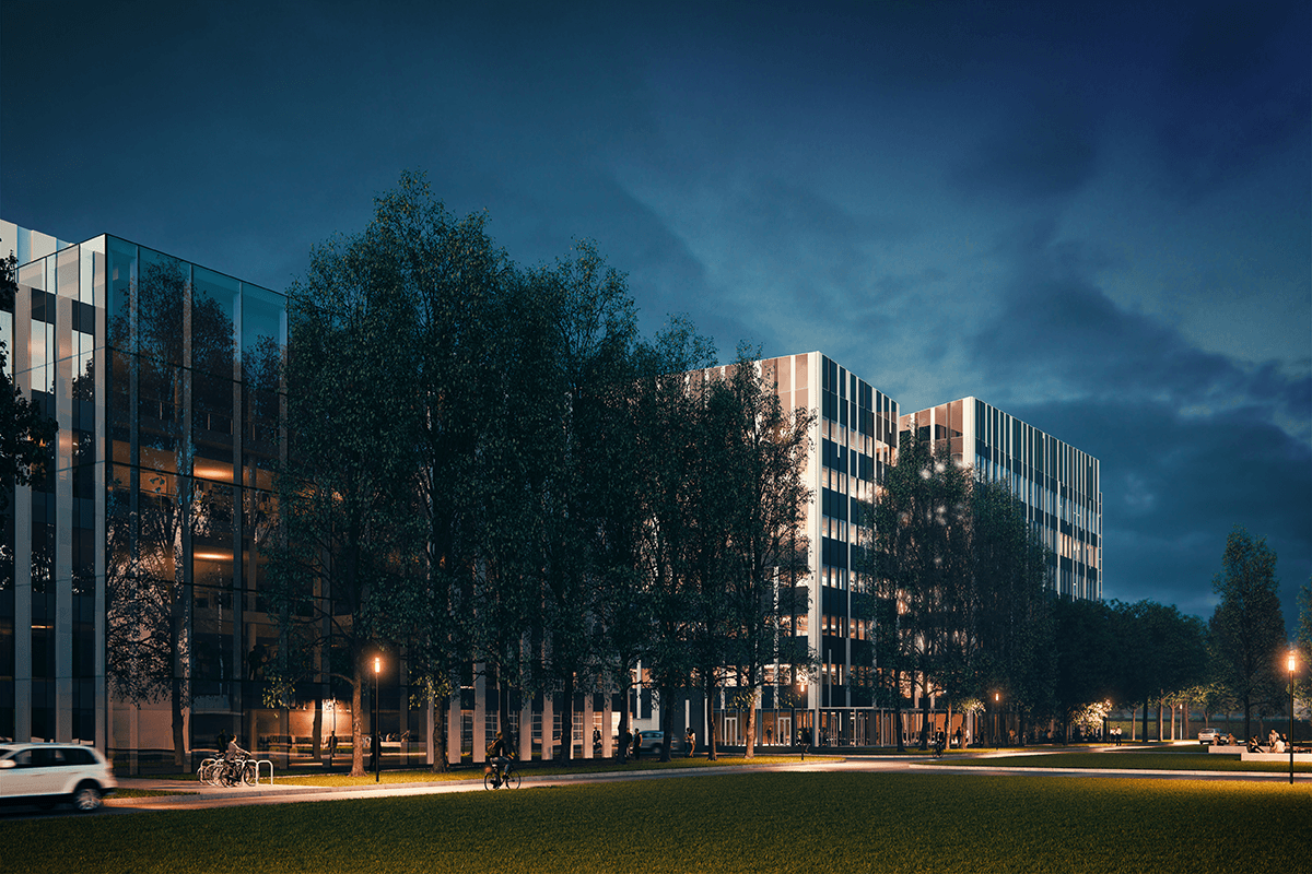 Science park Utrecht