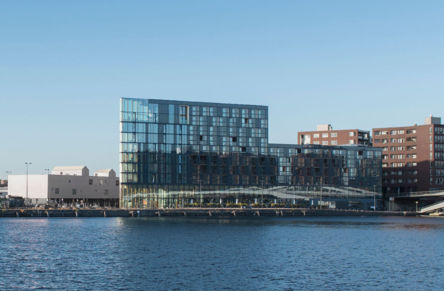 Projects Pieters nominated: Building of the Year