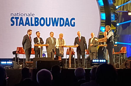 Cheese warehouse wins Staalprijs 2018