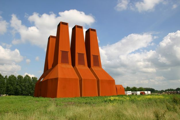 Combined heat and power station