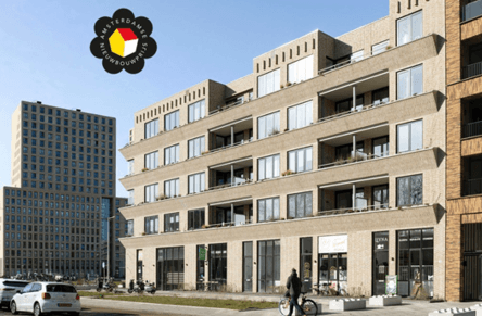 Pieters projects elected for the A'dam New Build Price 2019