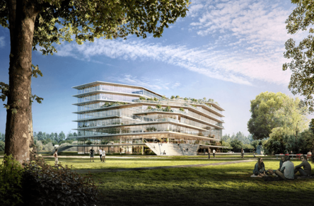 Selection new office development Amstelveen