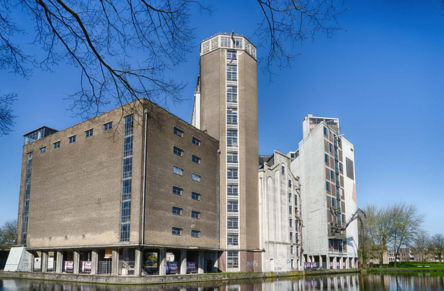 The Flour Factory Leiden in the picture