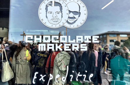 Sustainable chocolate factory opened in Amsterdam
