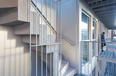 Amstellofts nominated: Residential building of the year 2019