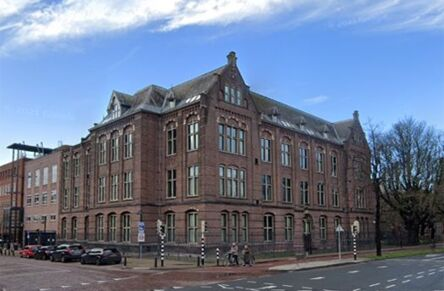 Pieters is working on the Utrecht Courthouse