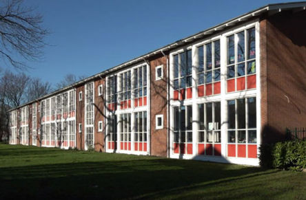 Slootermeerschool in the picture